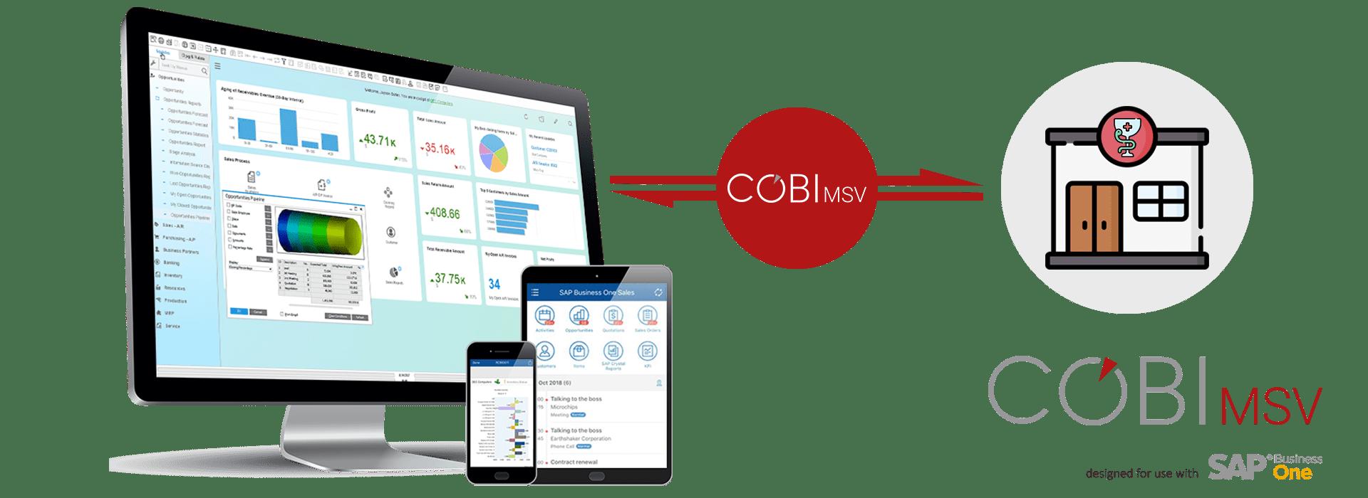 Startseite COBImsv